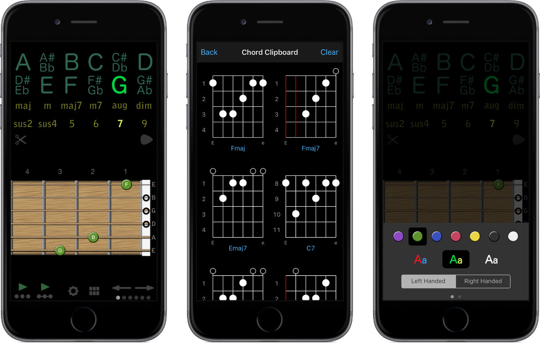 Guitar Chords Rubbledev Ios Apps